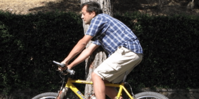 posizione ergonomica