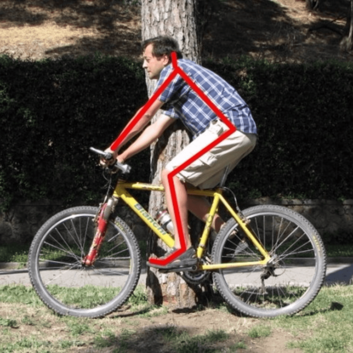 ergonomia posizione corpo