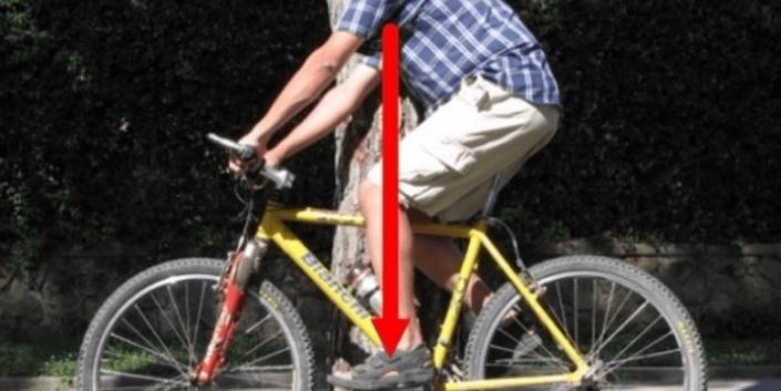 scaricamento pedale