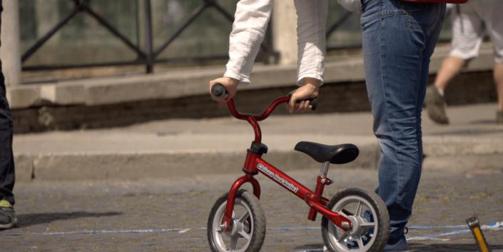 mamma senza pedali