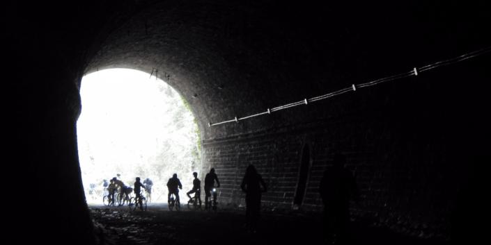 tunnel ciclogenitori