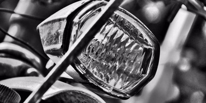 luce bici
