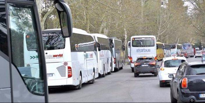 traffico roma salviamo