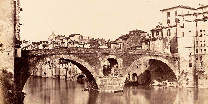 PonteFabricioLungotevereCenci1880I.Spiros