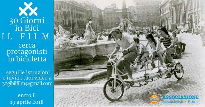 30 giorni in bici - il film