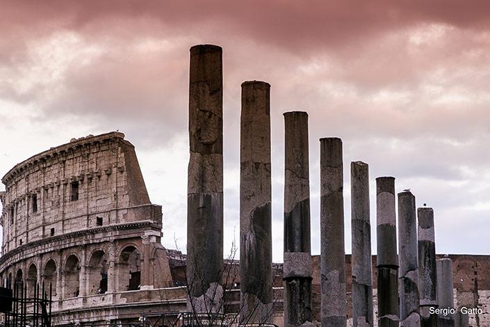 inquinamento da no2 a roma