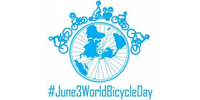 3 Giugno - Giornata Mondiale della Bicicletta